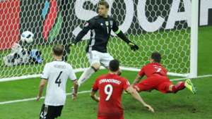 Arkadiusz Milik Germany Poland Euro 2016
