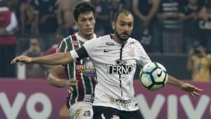 Danilo - Corinthians x Fluminense - 15/11/2017