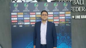 Hossein Moradi Iran U16 manager
