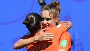 Vivianne Miedema Netherlands Italy Women's World Cup 2019