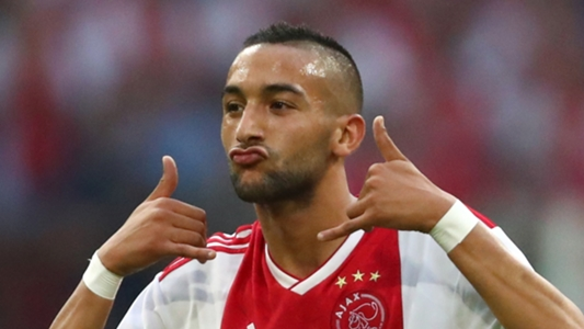 2018-19 UEFA Champions League Squad of the Season: Midfielders - Hakim Ziyech