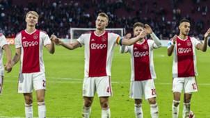 Ajax - AZ, Eredivisie 10082018