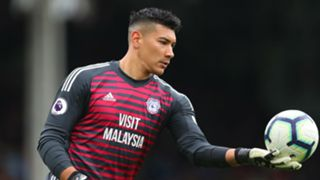 Neil Etheridge Cardiff City