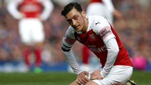 Mesut Ozil Arsenal Everton 0704