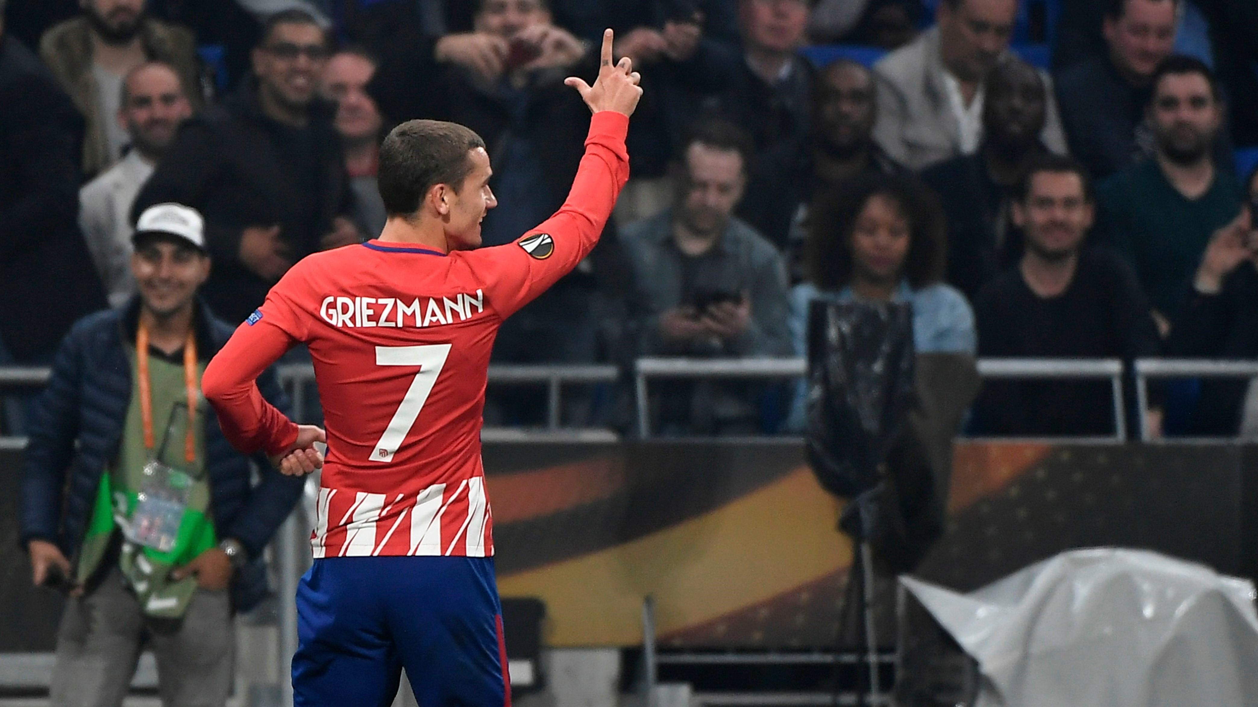 Antoine Griezmann Atletico de Madrid Olympique Marsella OM UCL 16052018
