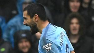 Ilkay Gundogan Manchester City 2018-19