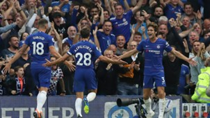 Marcos Alonso Chelsea Arsenal 18082018