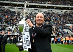 Rafael Benítez - Newcastle United
