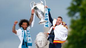 Marcelo Sergio Ramos Real Madrid Champions League 2018-19