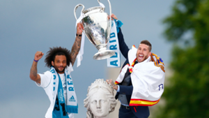 Marcelo Sergio Ramos Real Madrid Champions League 2018-19