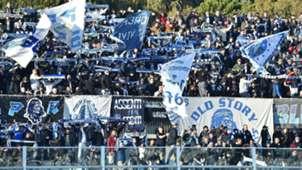 Pescara fans