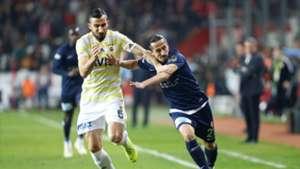 Mehmet Topal Serdar Ozkan Antalyaspor Fenerbahce 12242018