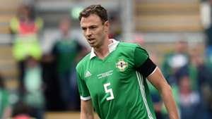 Jonny Evans Northern Ireland 2018