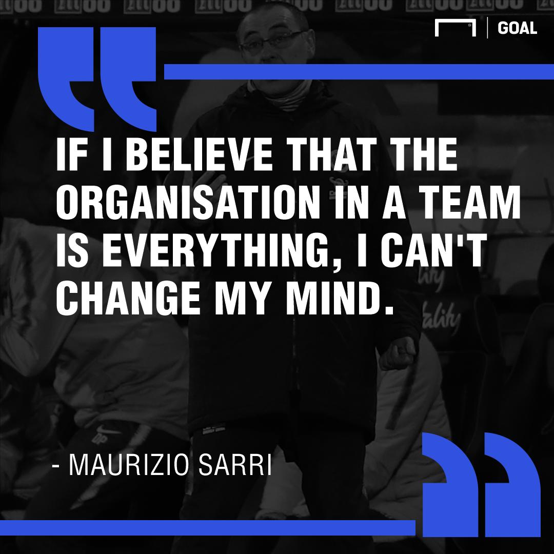 Sarri quote GFX
