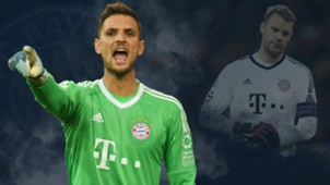 ONLY GERMANY // GFX Sven Ulreich FC Bayern