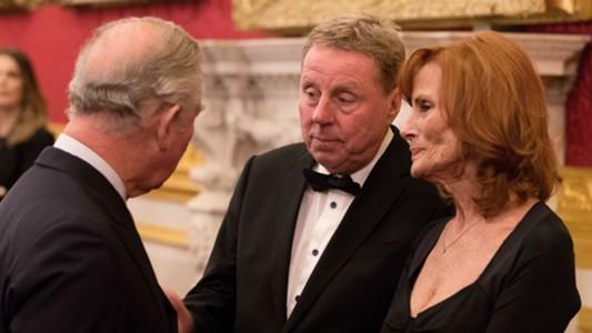 Prince Charles Harry Redknapp Sandra Redknapp