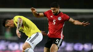Sam Morsy Egypt James Rodriguez Colombia