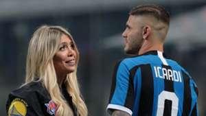 Wanda Nara Mauro Icardi Inter 2019