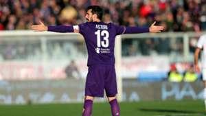 Davide Astori Fiorentina