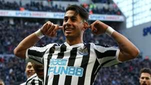 Ayoze Perez Newcastle 2018-19