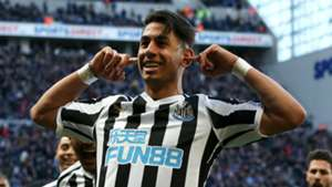 Ayoze Perez Newcastle 2018-19