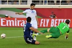 Japan Uzbekistan Asian Cup 2019