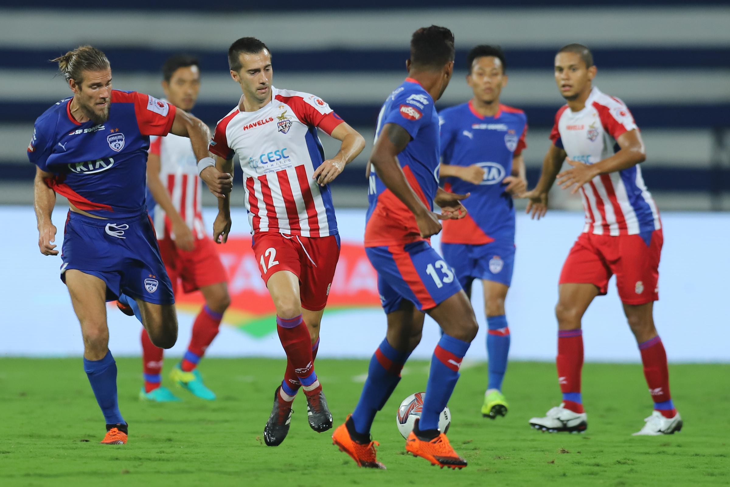 Bengaluru Kolkata ISL