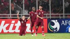 U19 Indonesia U19 Qatar Bảng A VCK U19 châu Á 2018