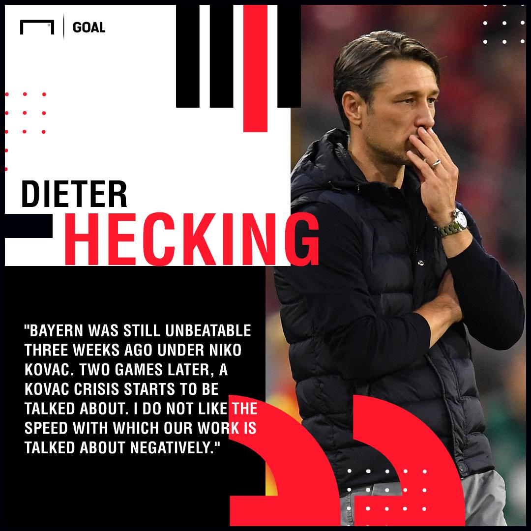 Kovac Hecking Bayern PS