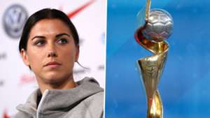 Alex Morgan Women's World Cup