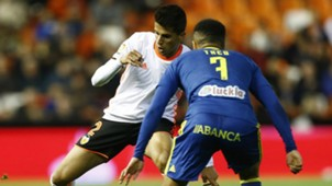 Joao Cancelo Valencia Celta La Liga