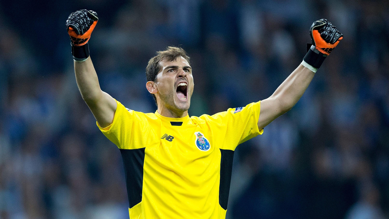 Iker Casillas Porto