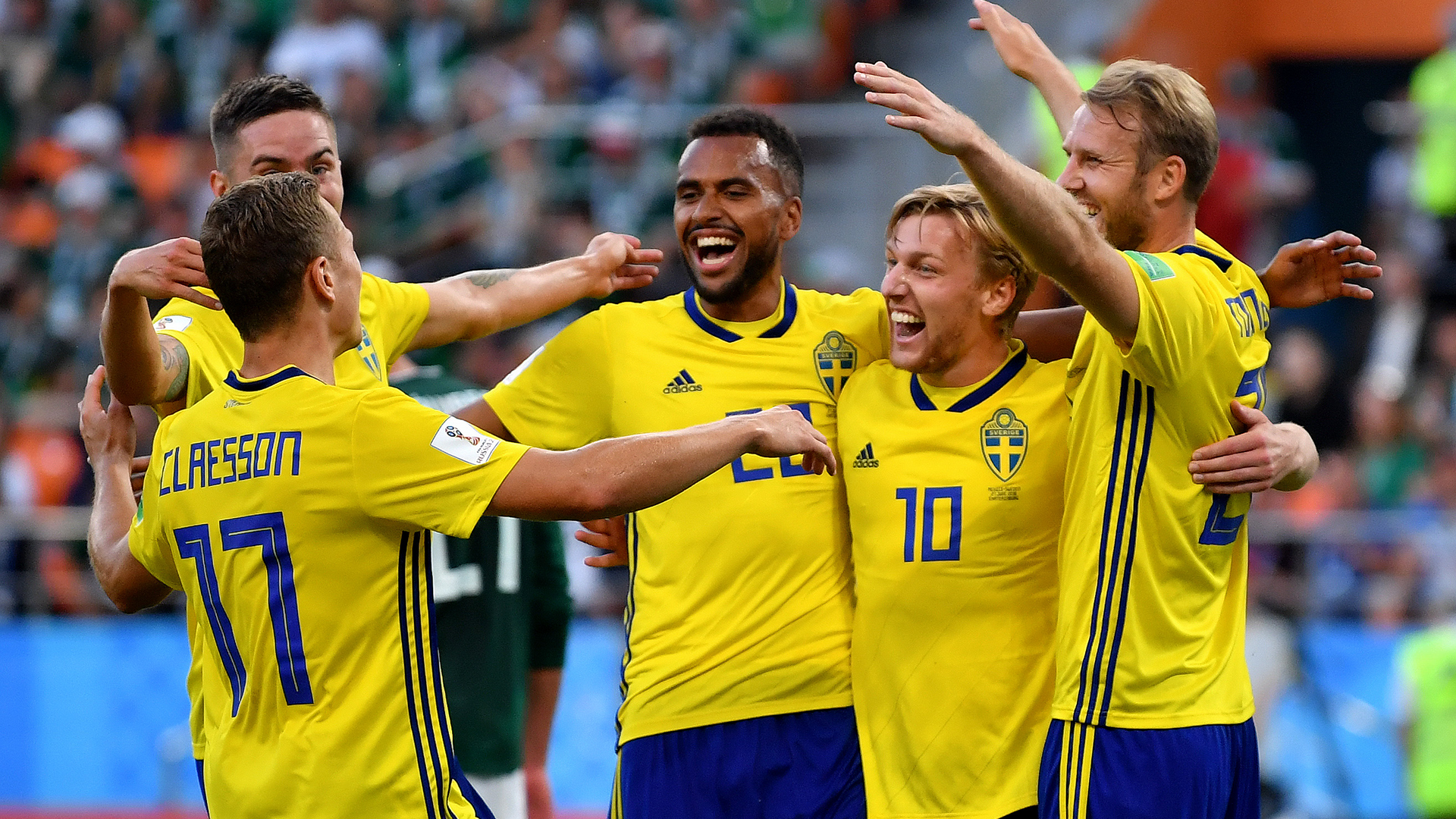 Sweden Mexico World Cup 2018