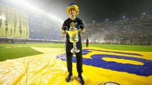 Dario Benedetto Boca Festejos Superliga 09052018