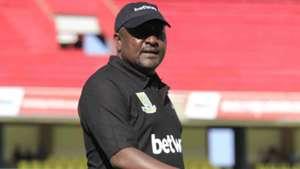 Francis Kimanzi of Mathare United