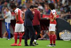 Unai Emery Chelsea Arsenal Europa League final