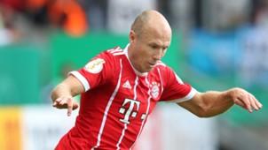 Arjen Robben Bayern München 0717