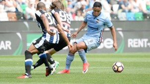 Luis Muriel Udinese Sampdoria Serie A