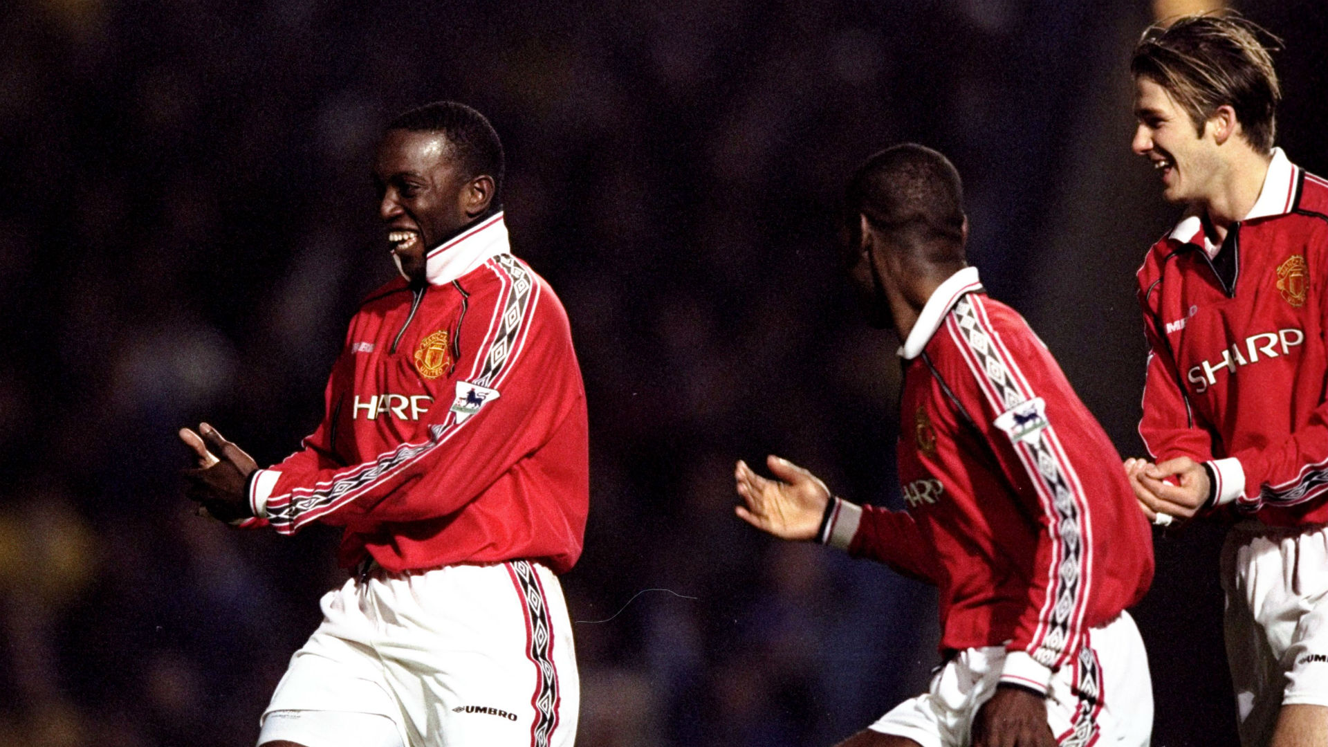 Manchester United Chelsea FA Cup 1999 Dwight Yorke