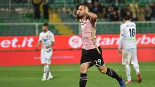George Puscas Palermo Lecce Serie B