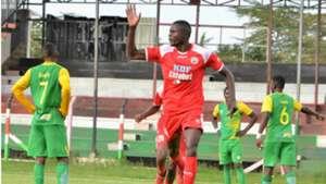 Oscar Wamalwa of Ulinzi Stars.