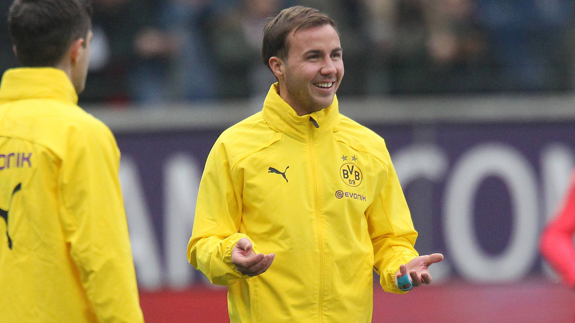 ONLY GERMANY Mario Götze BVB