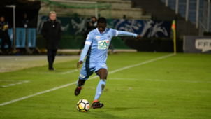 Sambou Sissoko Tours Ligue 2