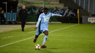 Sambou Sissoko Tours Ligue 2