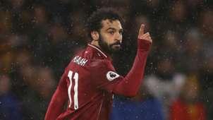 Mohamed Salah Liverpool Wolverhampton