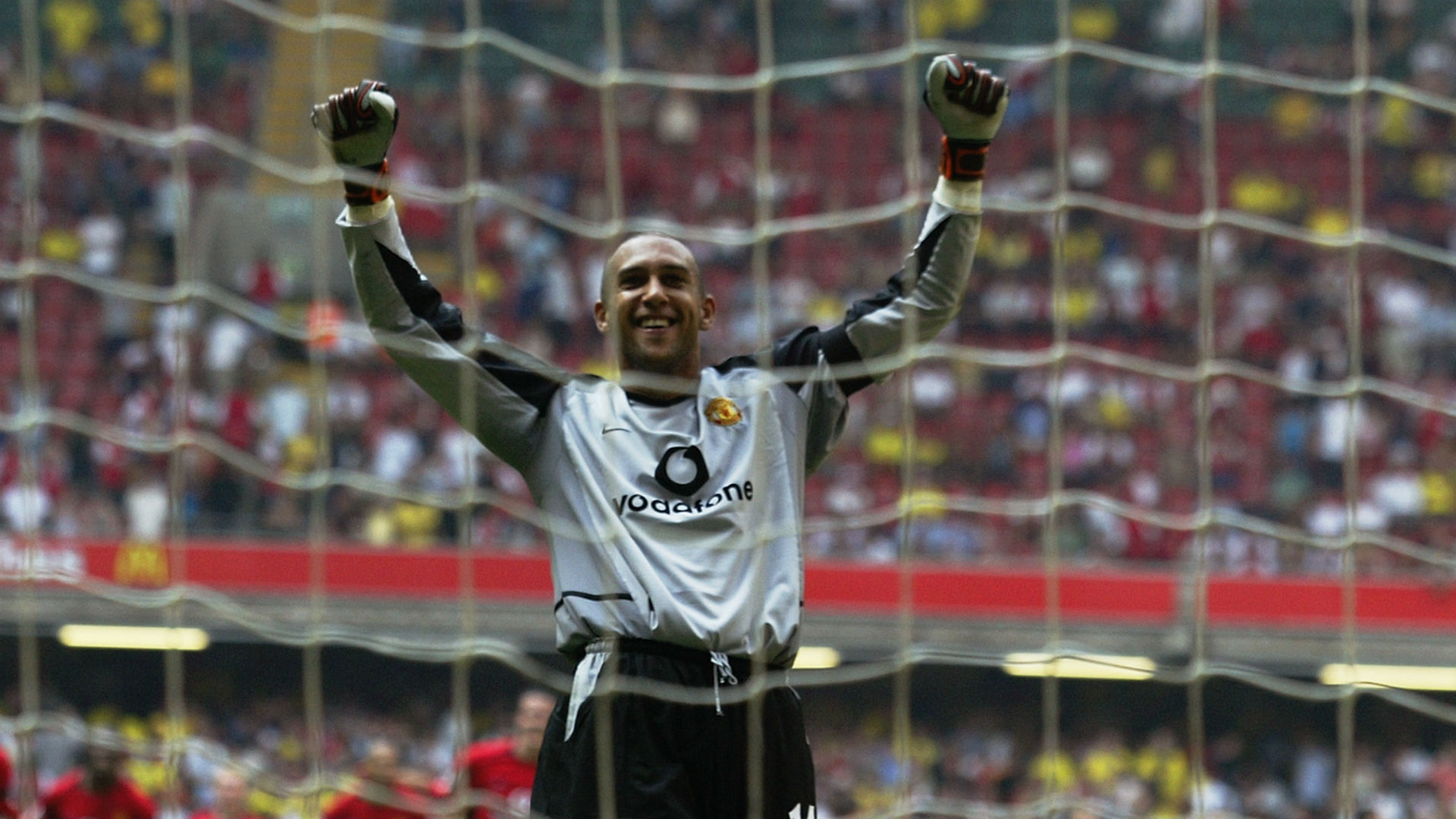Tim Howard Manchester United August 2003