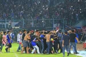 Kerusuhan Kanjuruhan - Arema FC