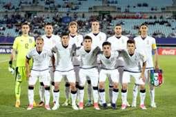 U20 France U20 Italy FIFA U-20 World Cup 2017