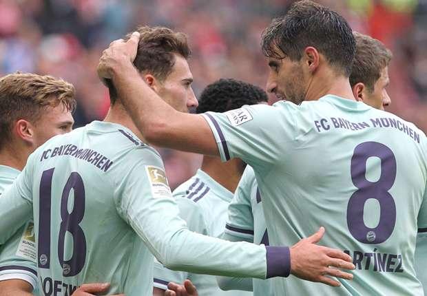 Bundesliga - Le Bayern Munich confirme son regain de forme à Mayence (1-2)