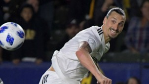 Zlatan Ibrahimovic LA Galaxy Atlanta United MLS